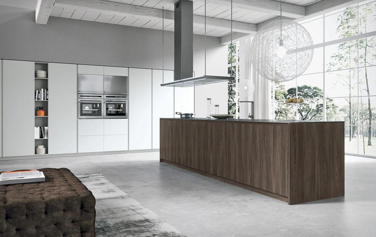 conception de cuisine moderne nantes lp concept cuisines. Black Bedroom Furniture Sets. Home Design Ideas
